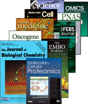 Covers of Various Science Magazines